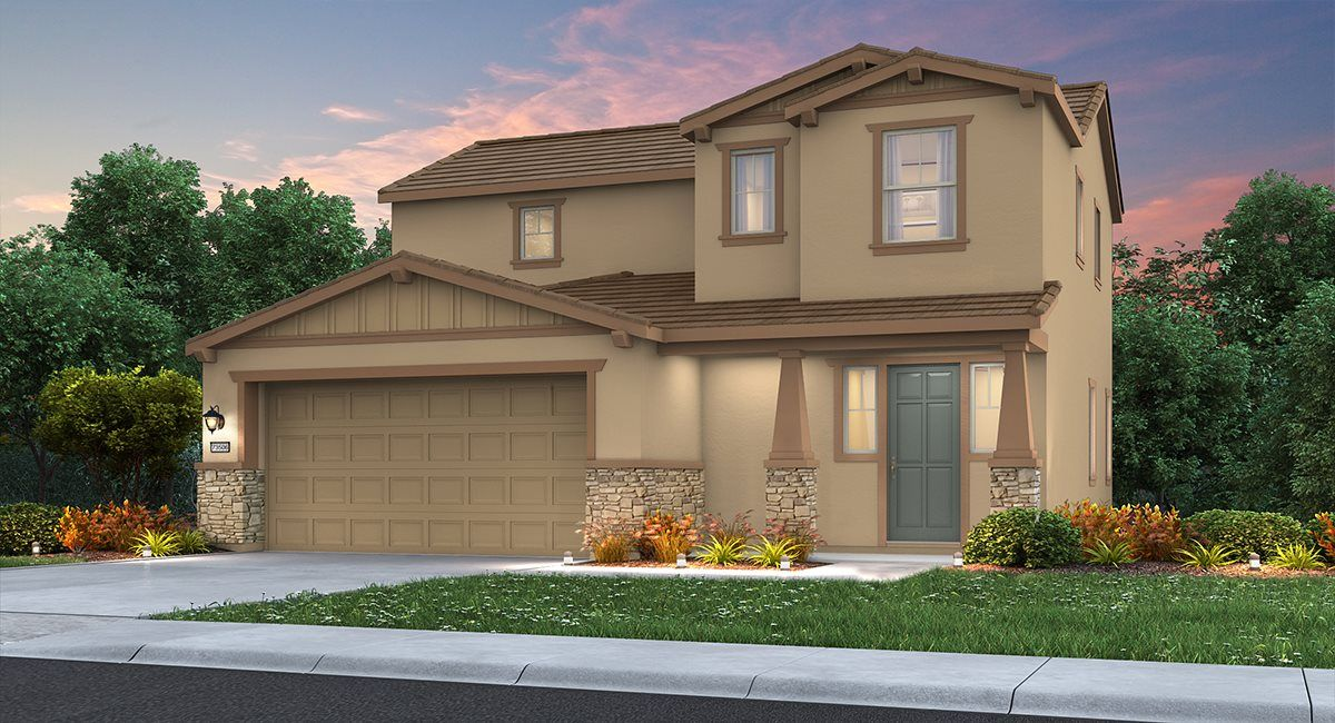 Residence 1454 | Elevation B