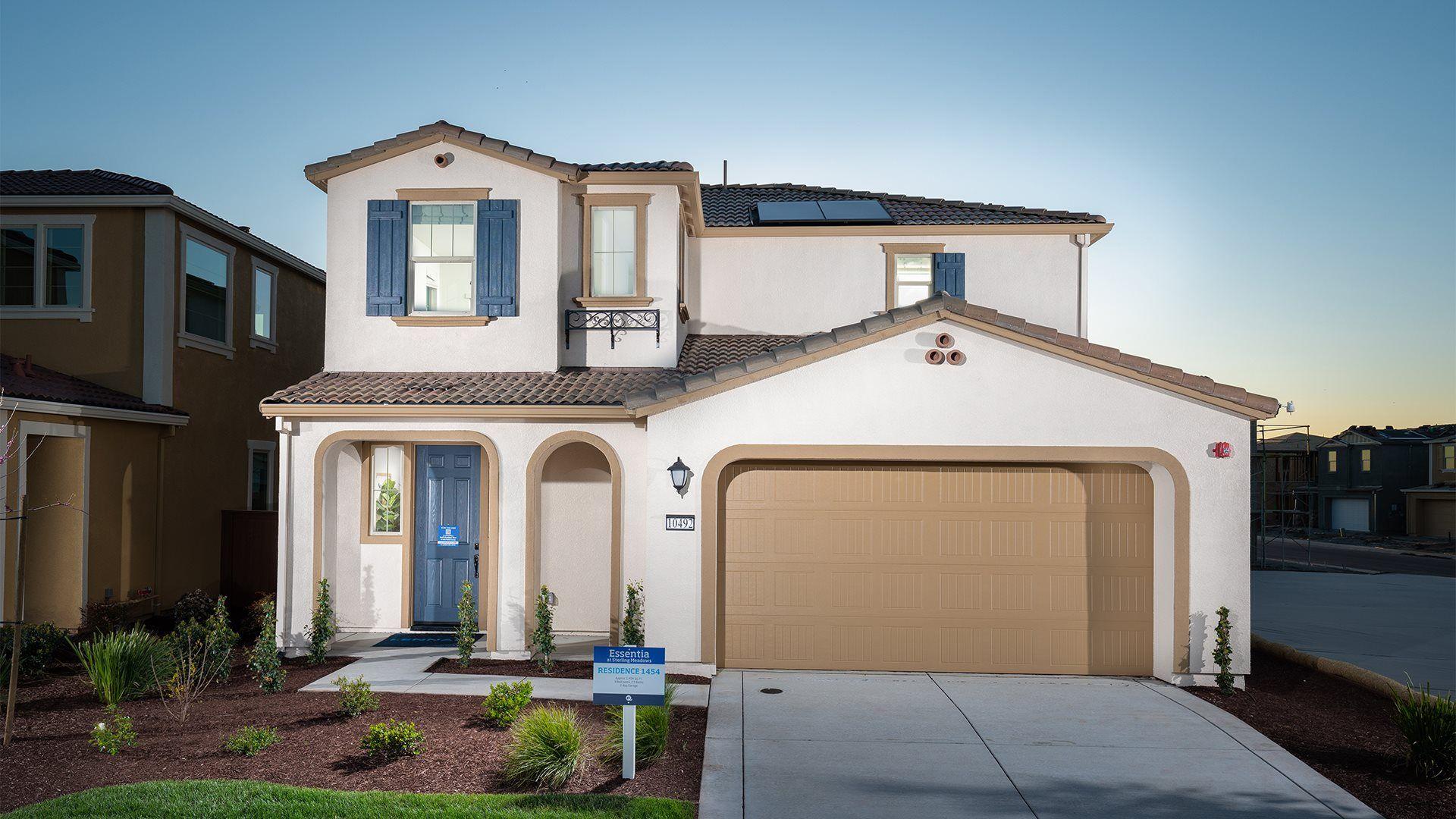 Residence 1454 | Model Home