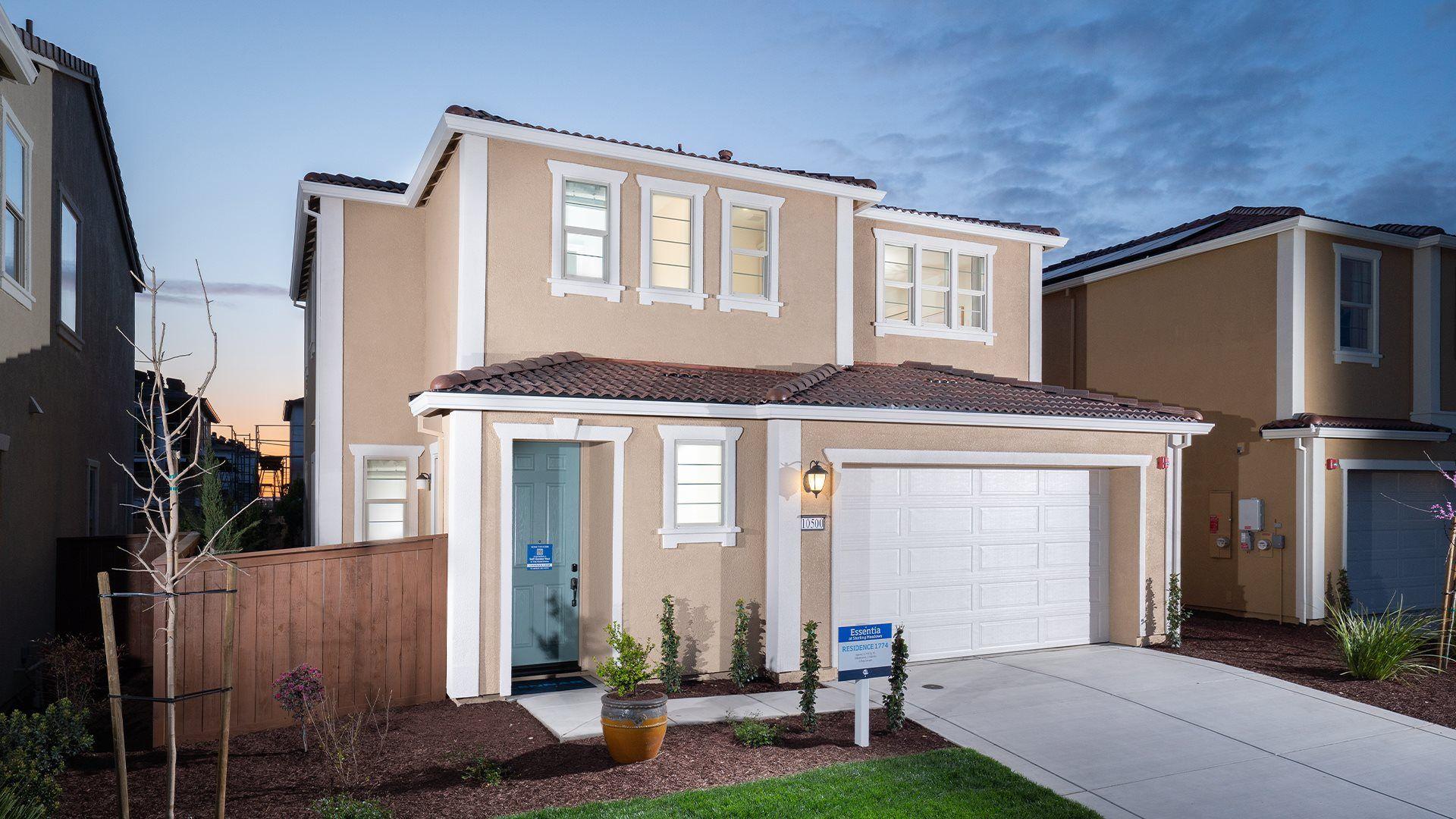 Residence 1774   Model Home