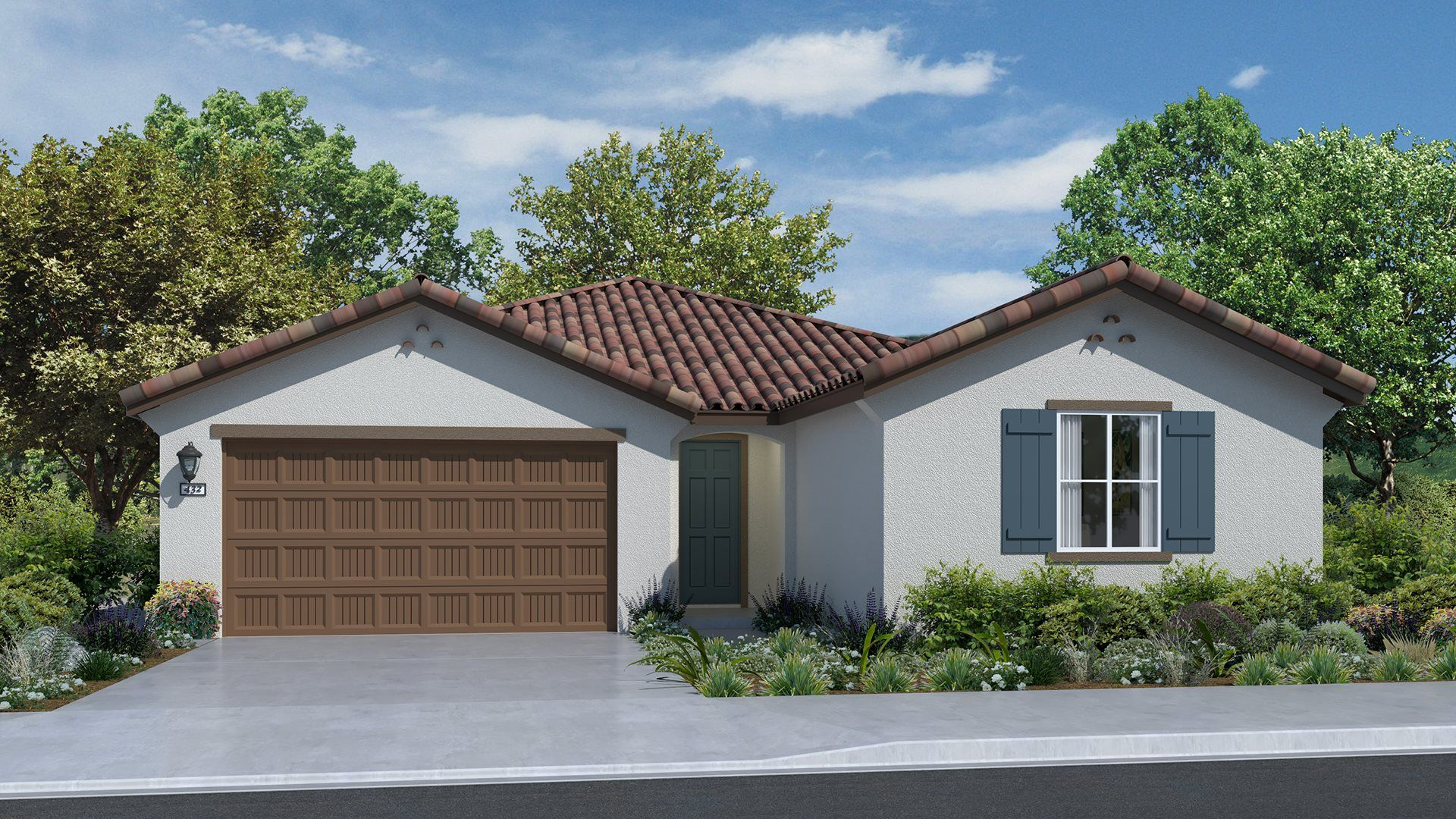 Residence 2166   Elevation A