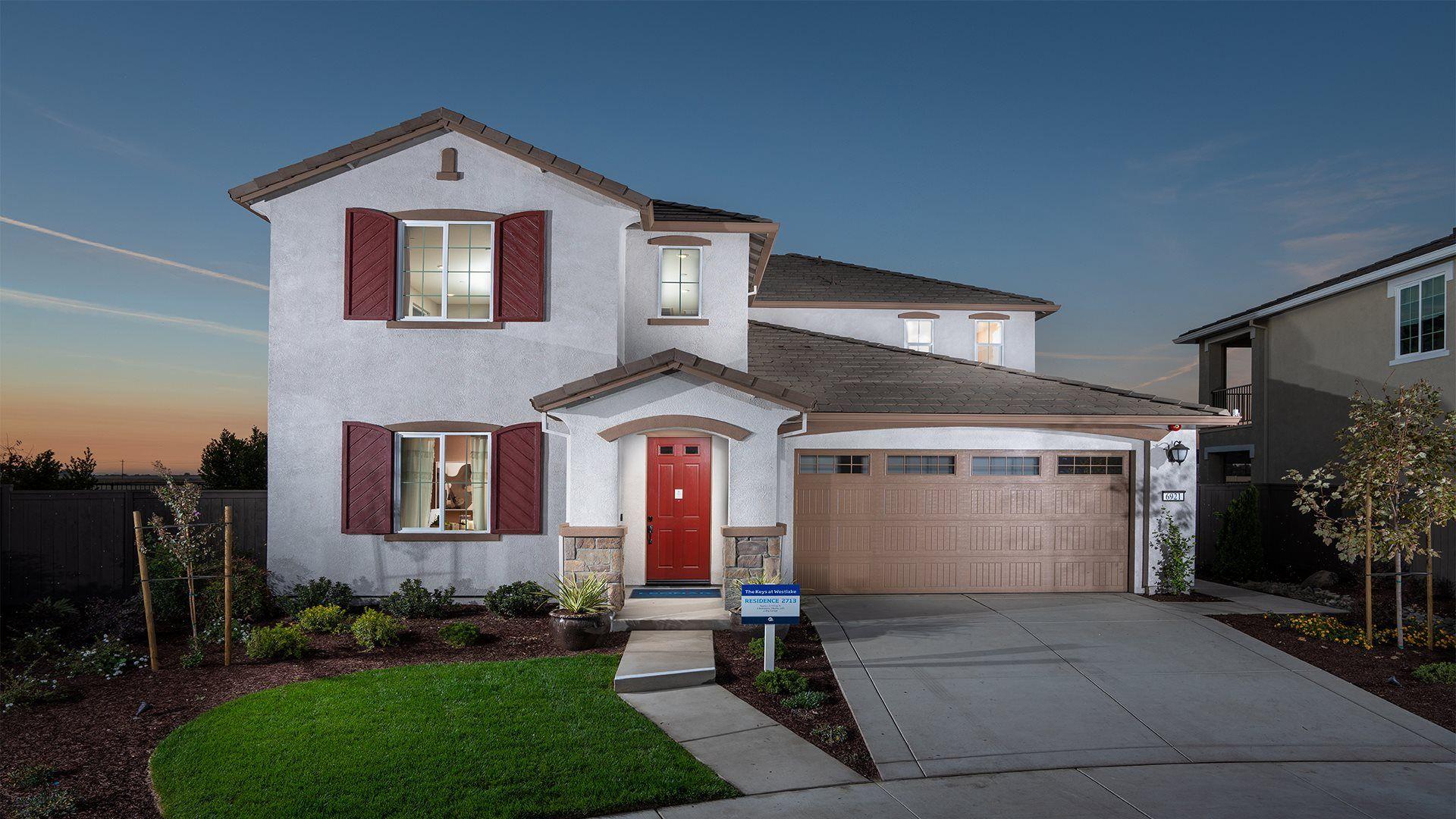 Residence 2713   Model Home