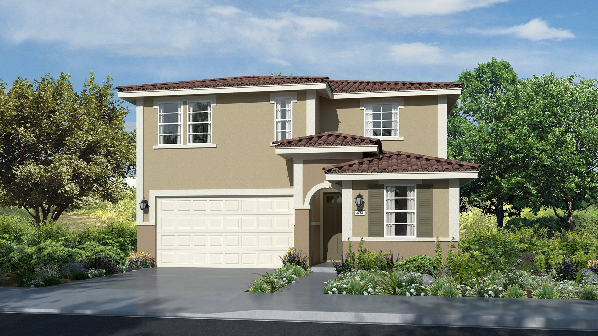 Residence 2620 | Elevation A