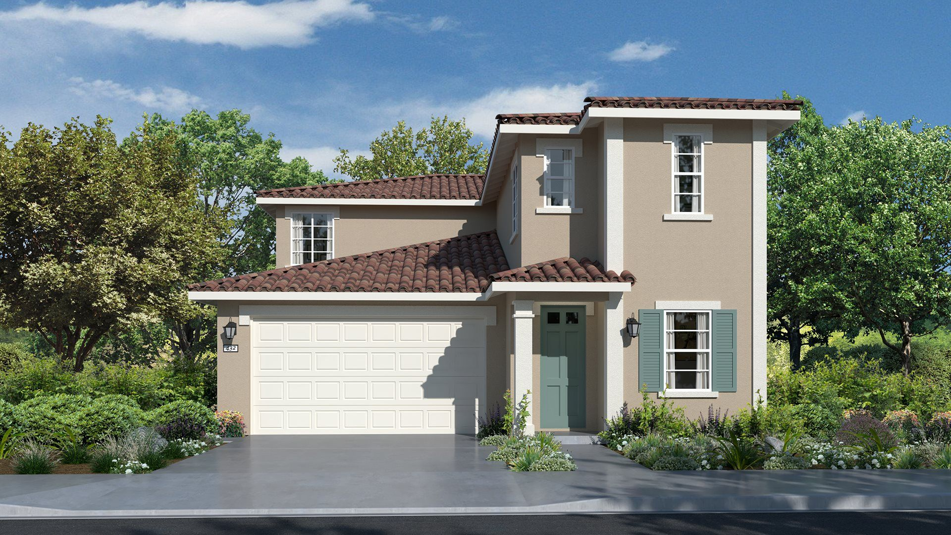 Residence 2786 | Elevation A