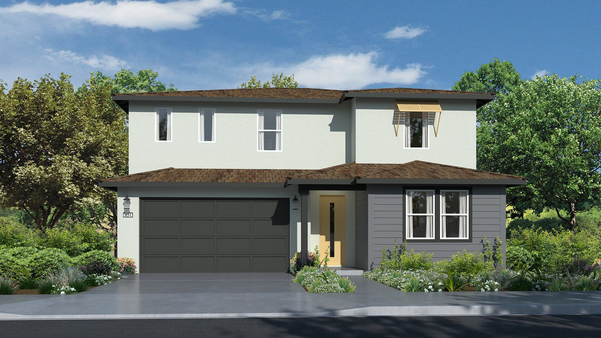 Residence 2968 | Elevation A