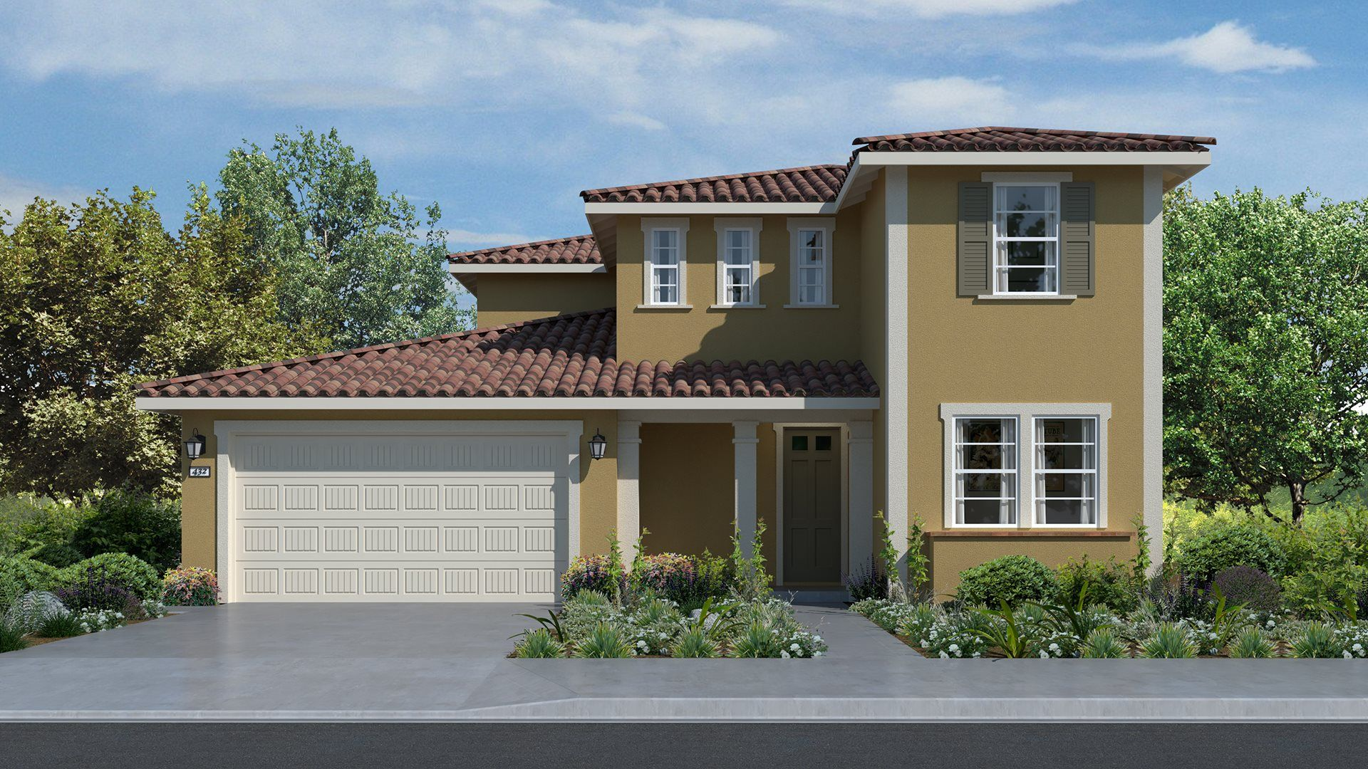 Residence 2268 | Elevation A