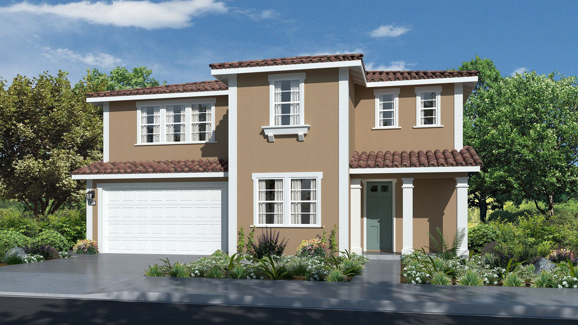 Residence 2869 | Elevation A