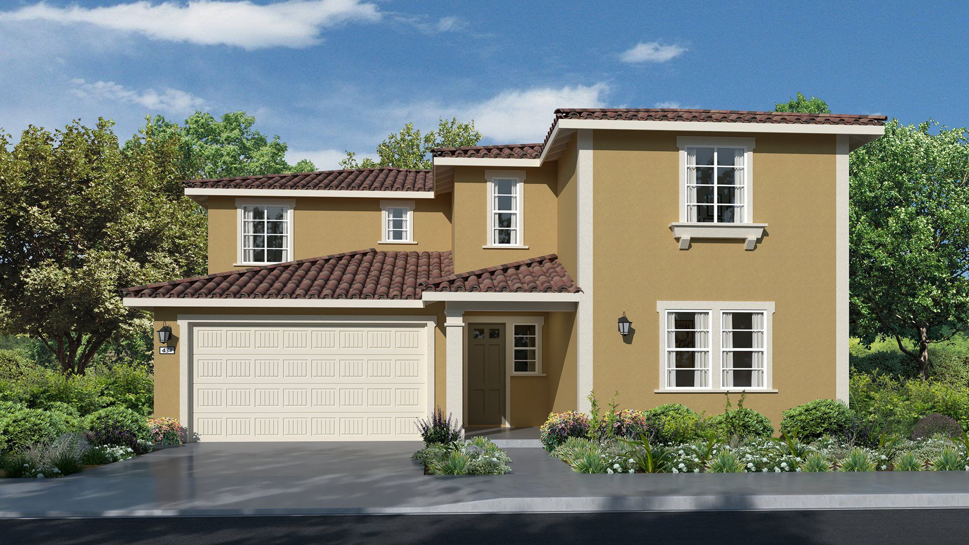 Residence 3178 | Elevation A