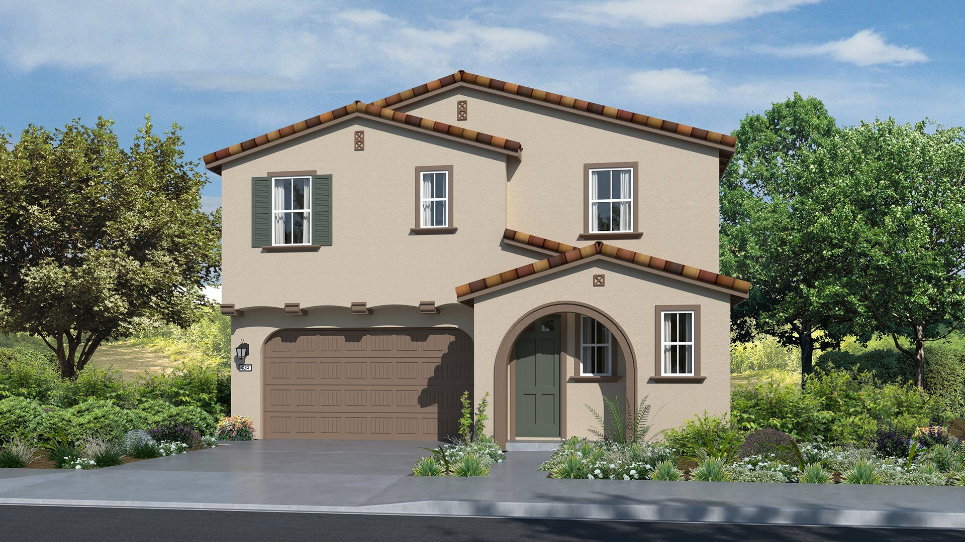 Residence 2362 | Elevation A