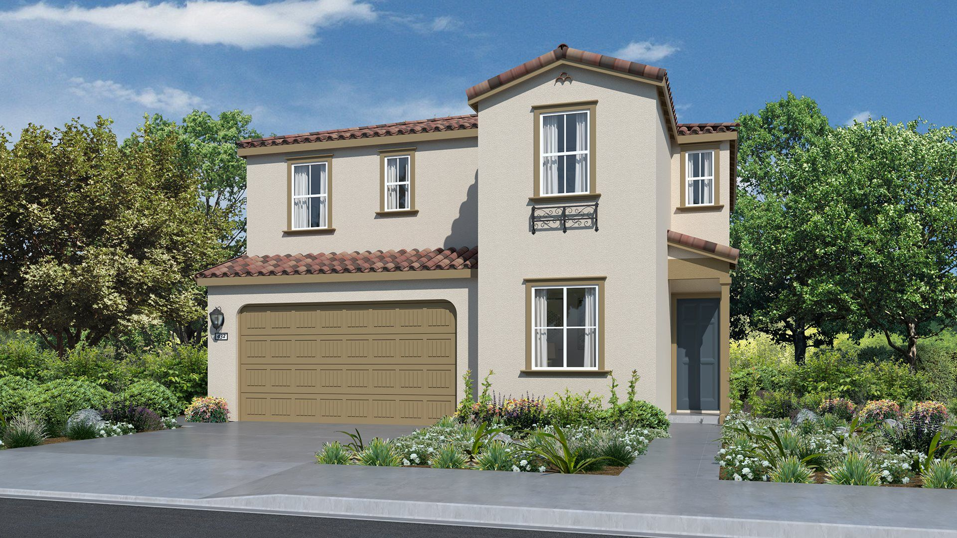 Residence 2190 | Elevation A