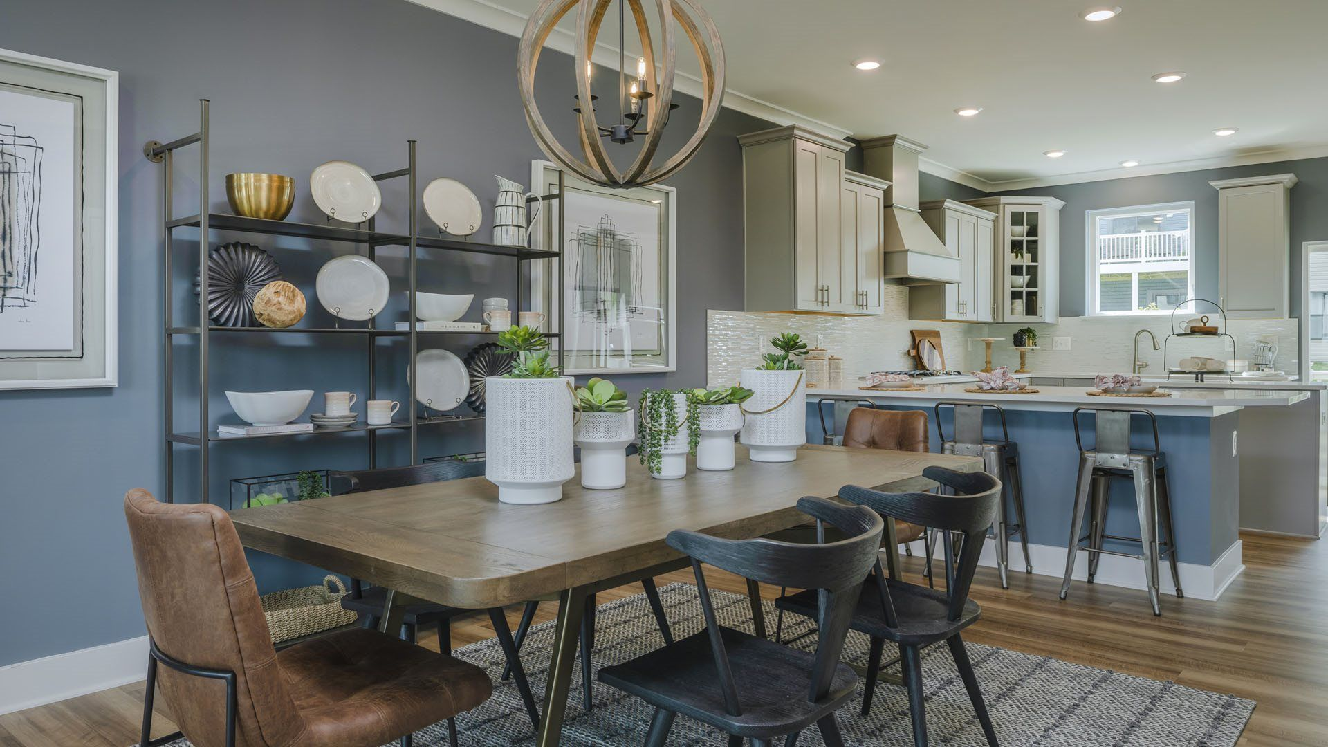 The Ellicott | Dining Room