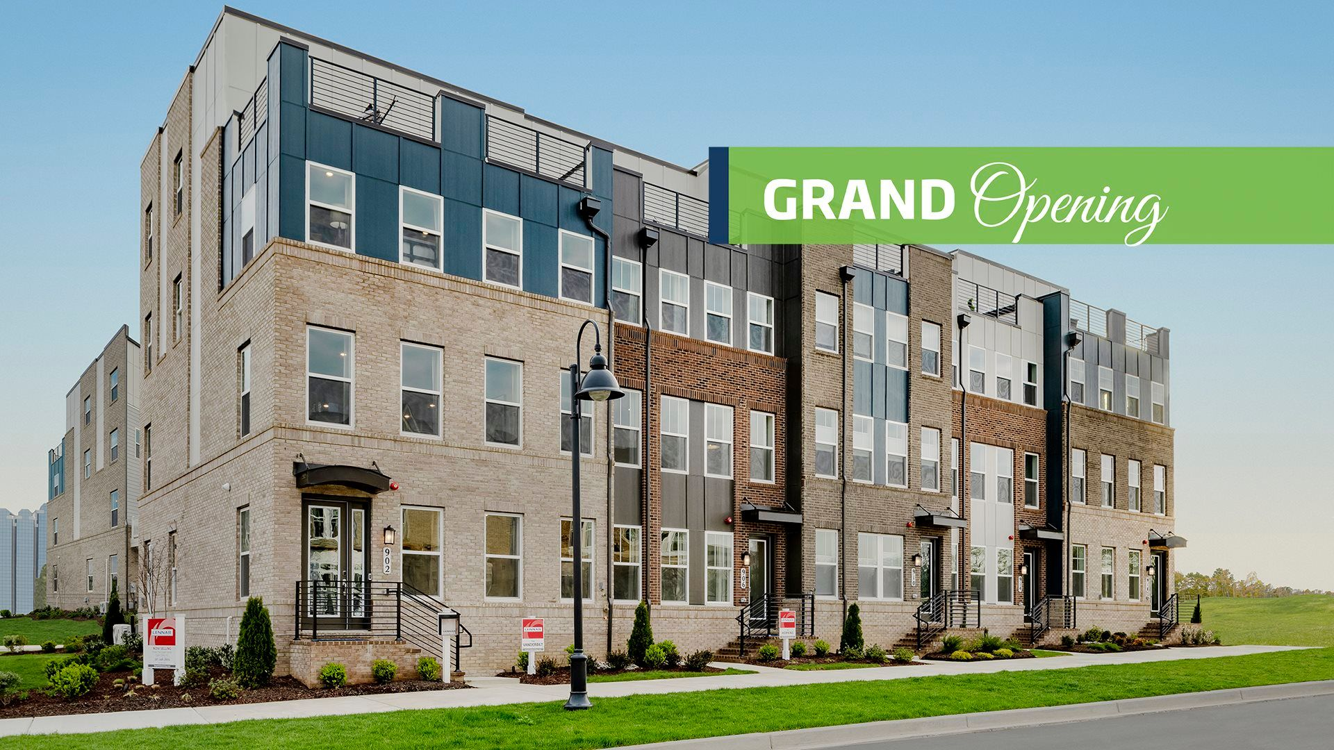 Everything's Included® Luxury Townhomes