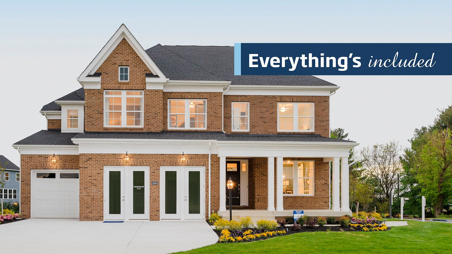 Everything's Included® Single Family Homes