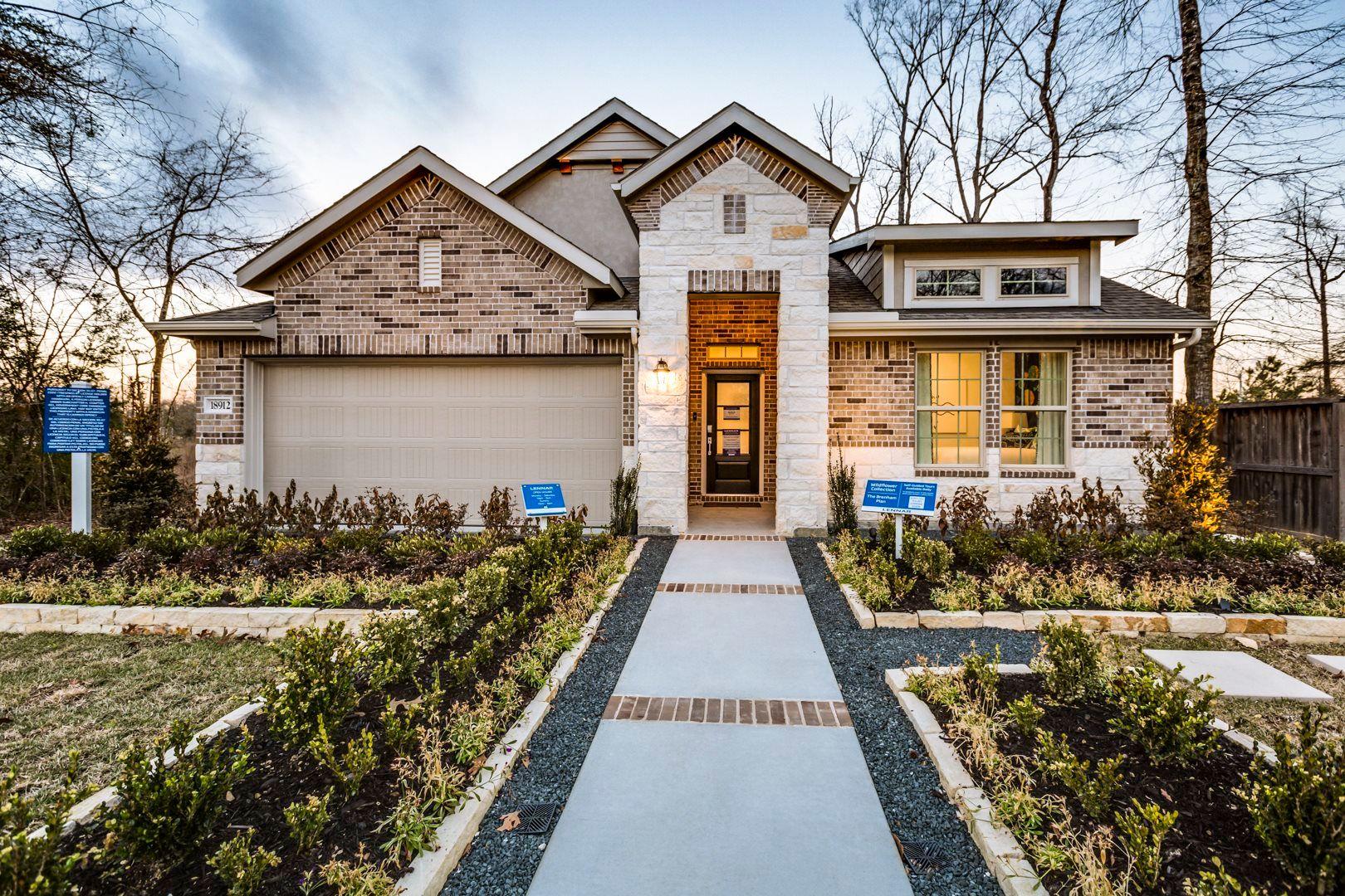 The Brenham Home