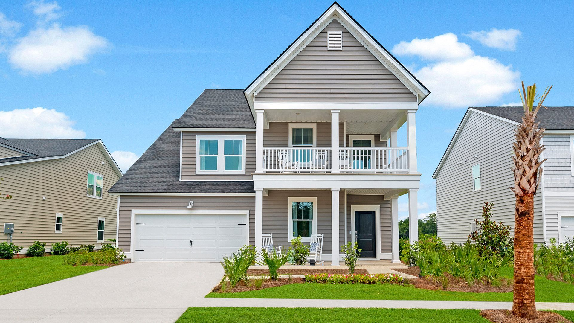 The Fanning Model Home
