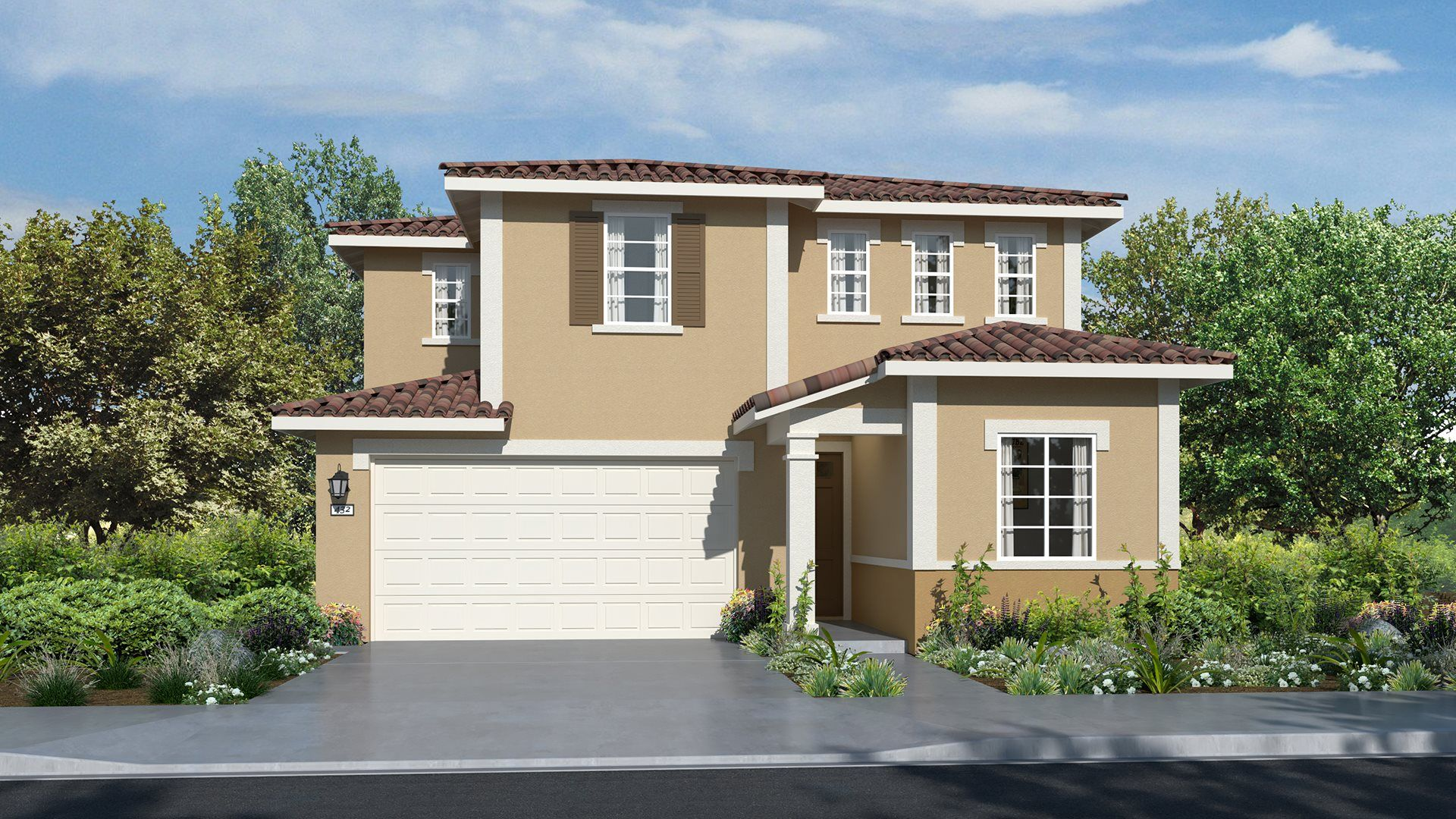 Residence 2394   Elevation A
