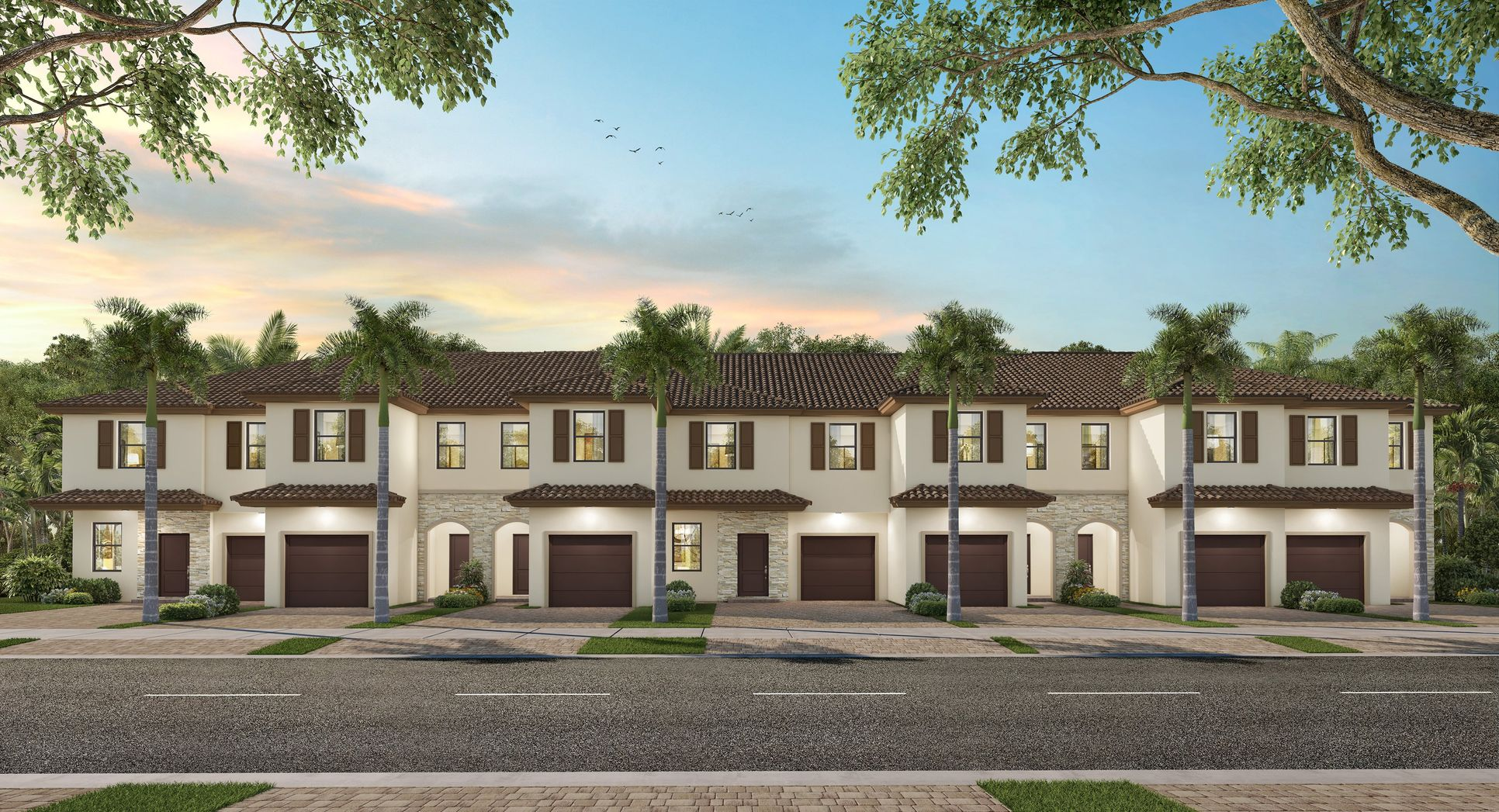 New Townhomes in Princeton