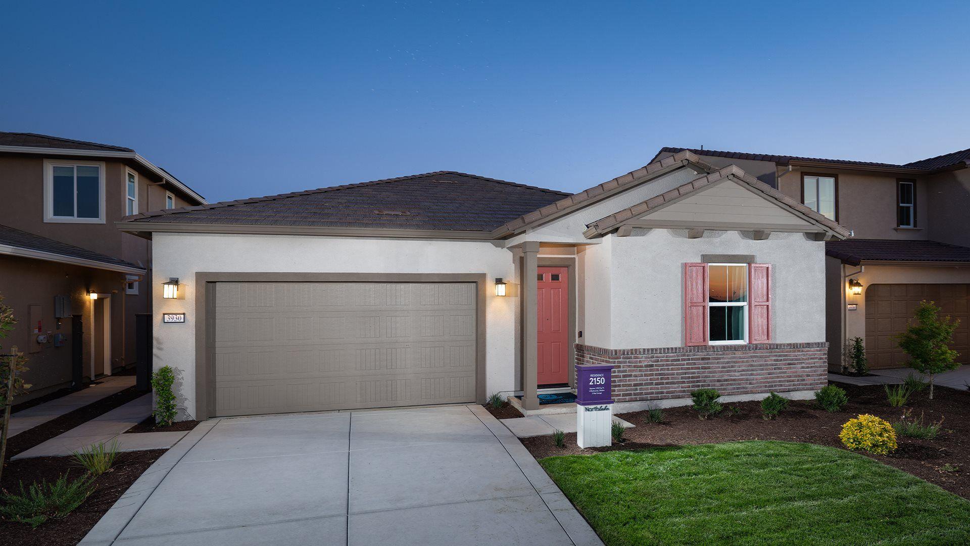Residence 2150   Model Home