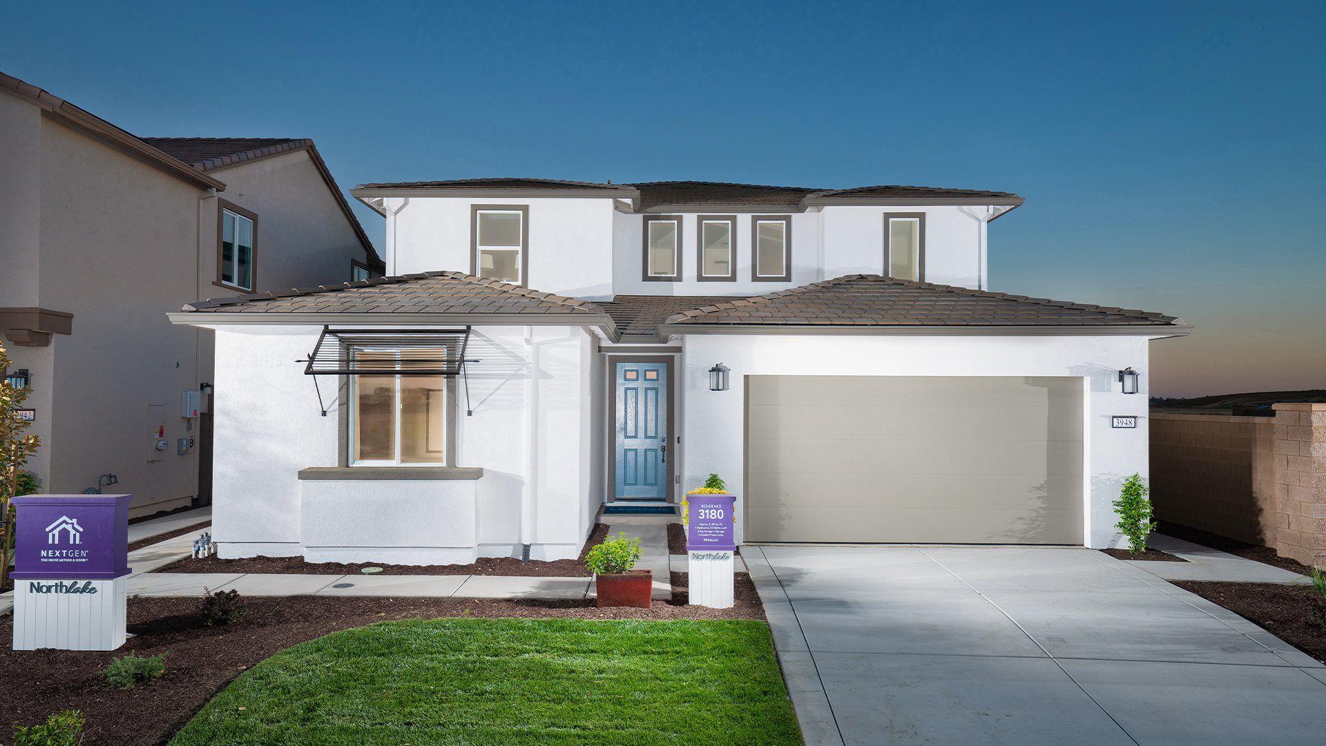 Residence 3180 | Model Home