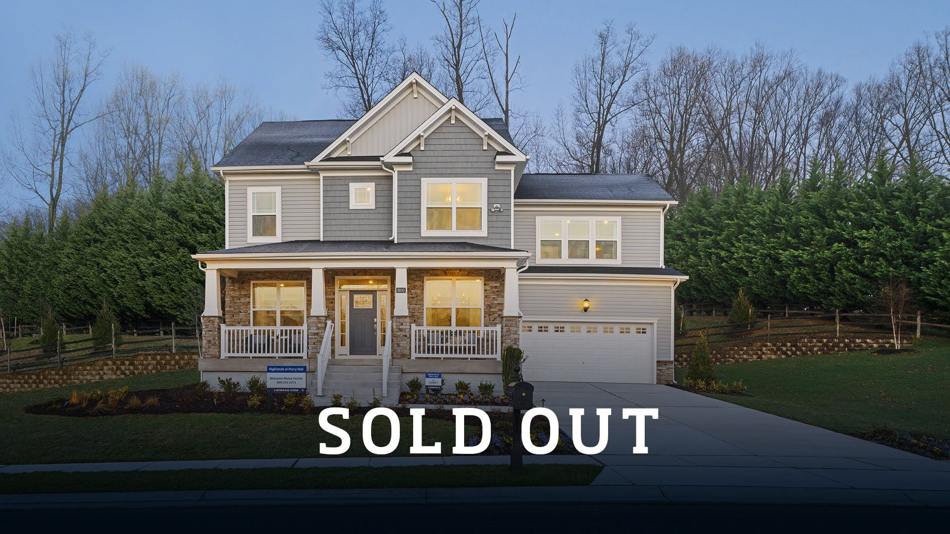 Highlands at Perry Hall | Sold Out