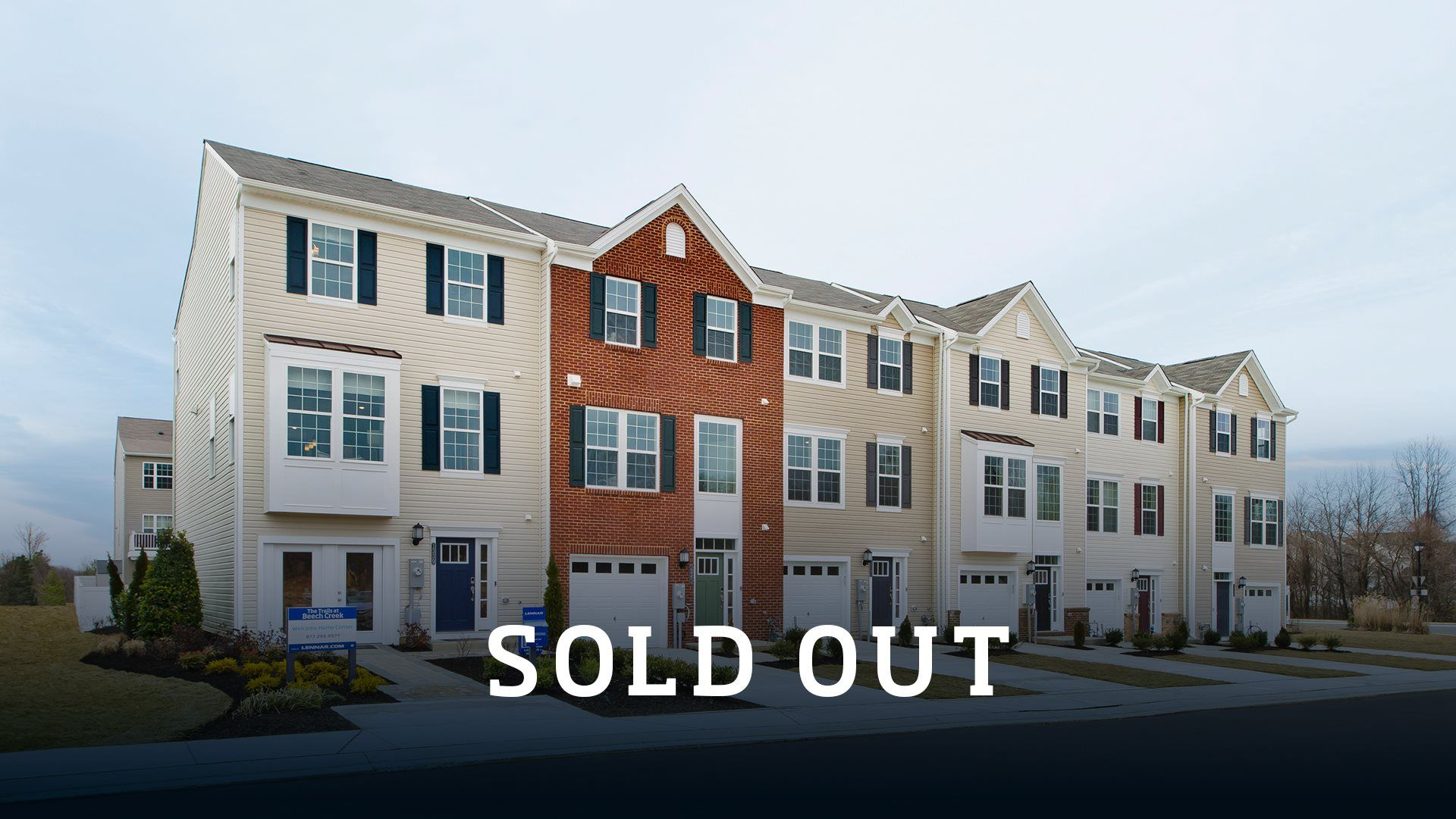 Townhome Collection | Sold Out
