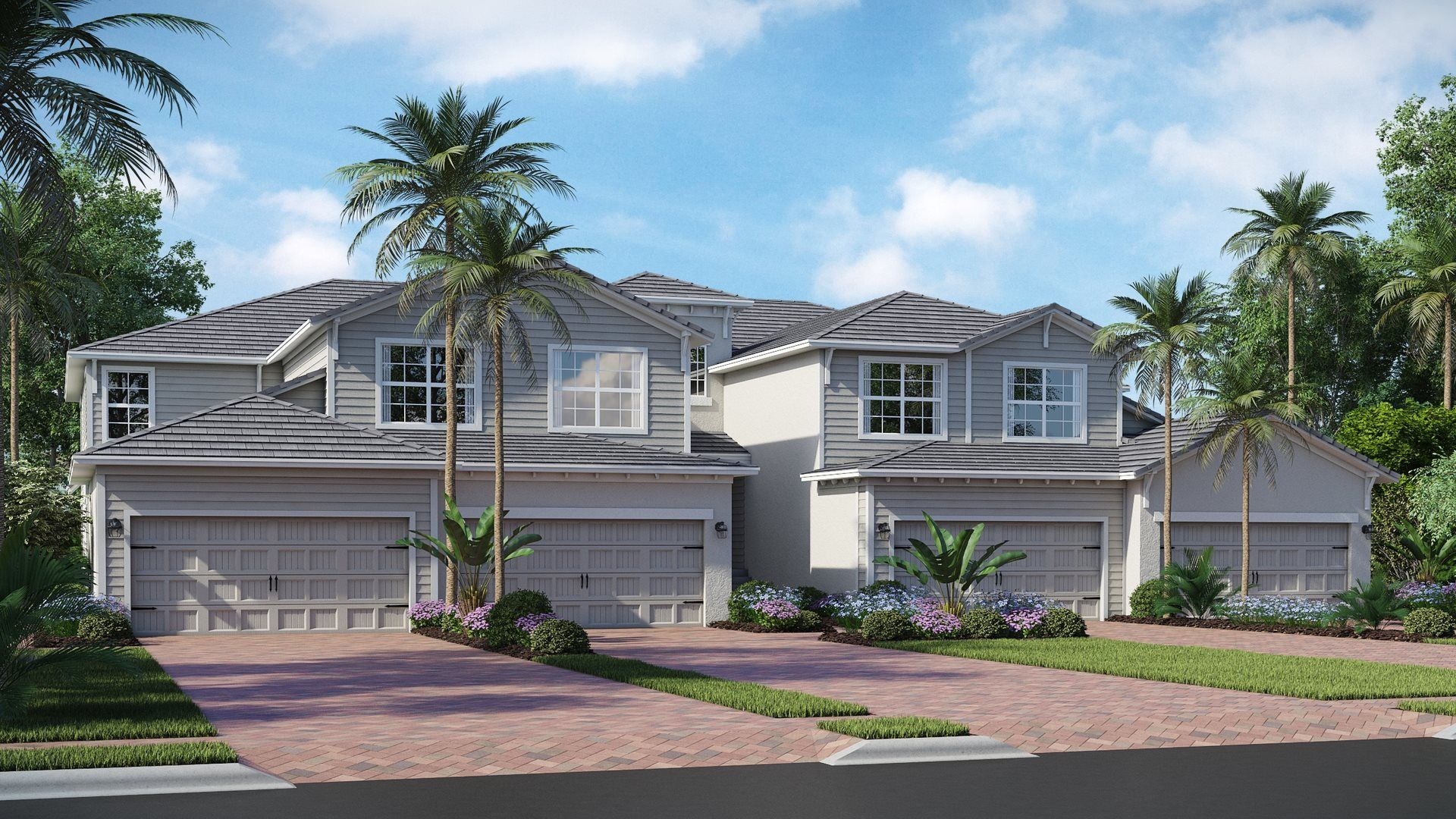 Coach Homes elevation