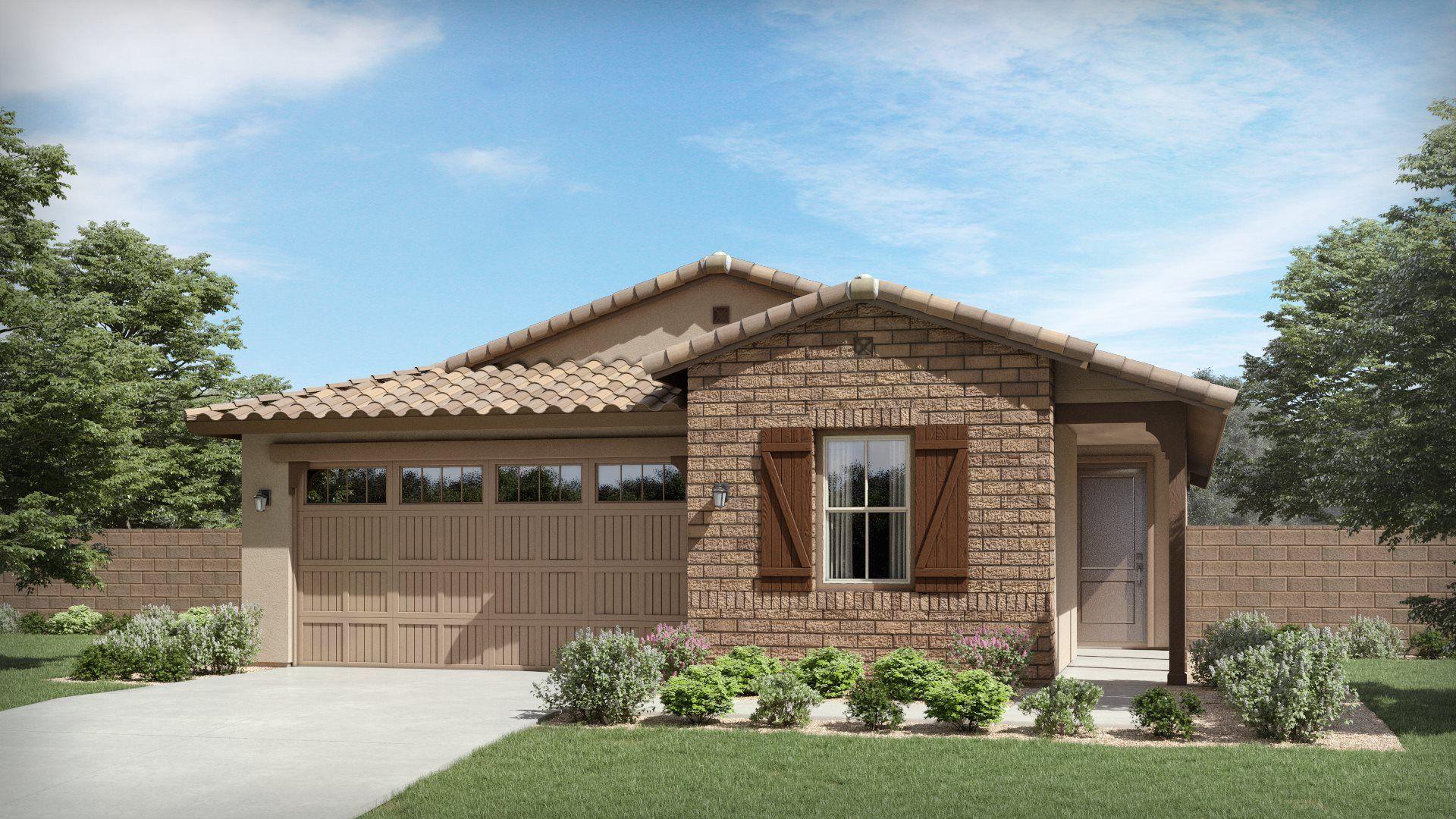 Palo Verde Plan 3519 H Ranch Hacienda