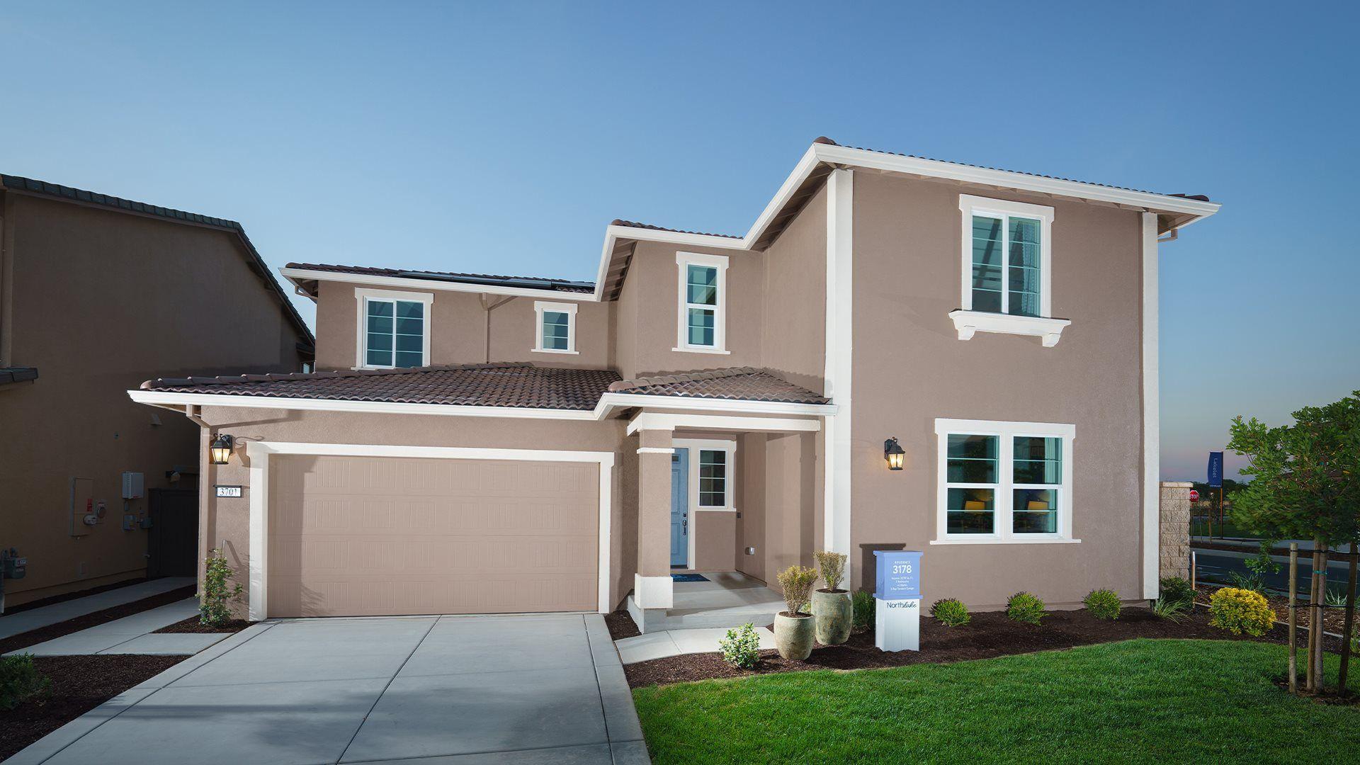 Residence 3178   Model Home