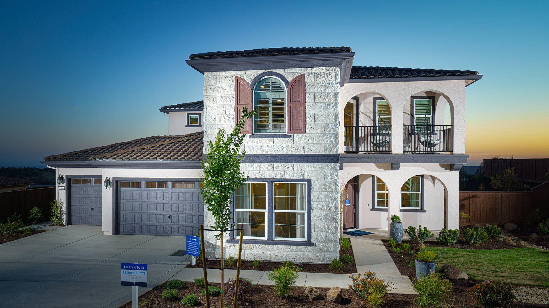 Residence 3279   Model Home