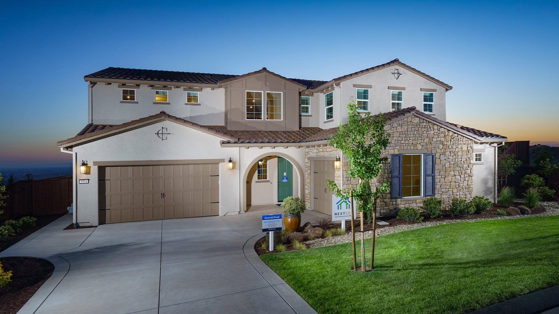 Residence 3762 | Model Home