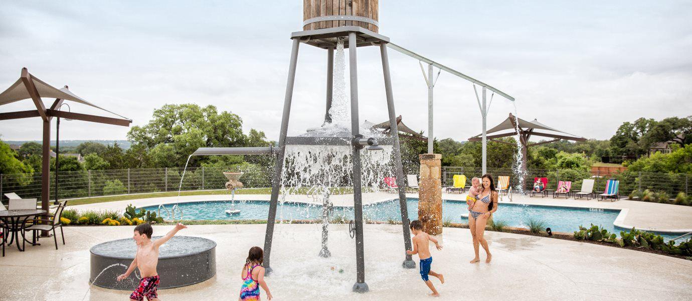 Rancho Sienna Splash Park
