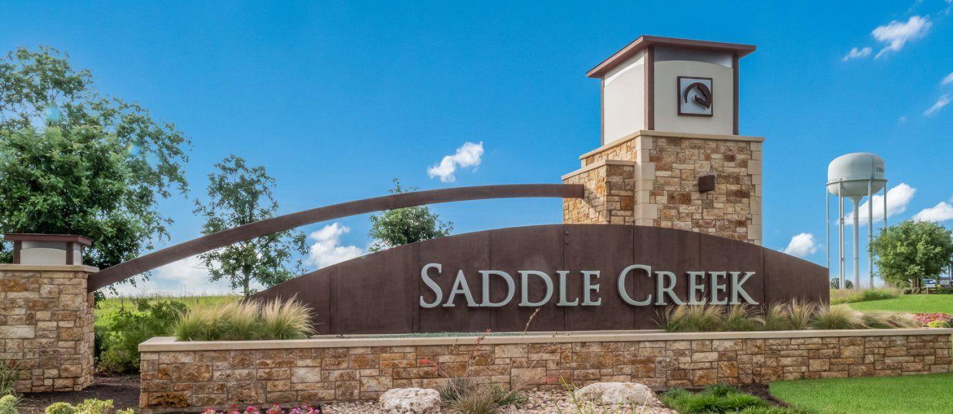Saddlecreek Highlands Collection Entrance Gate