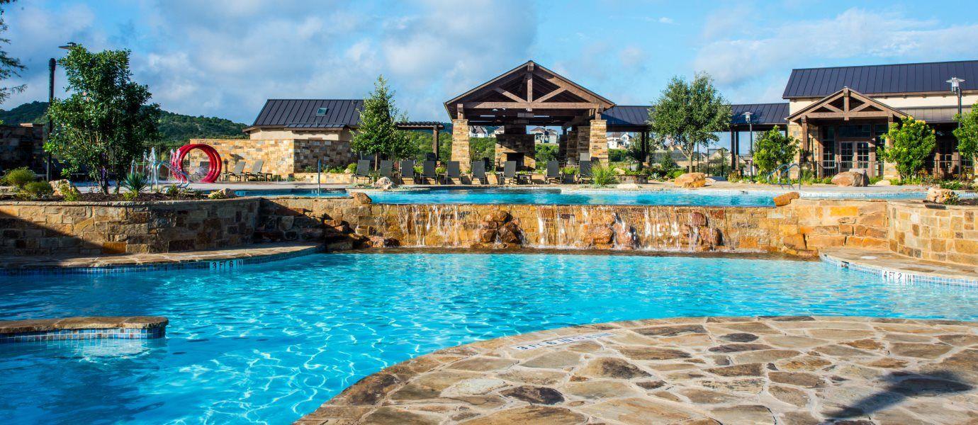 Lakeside at Tessera Swimming Pool