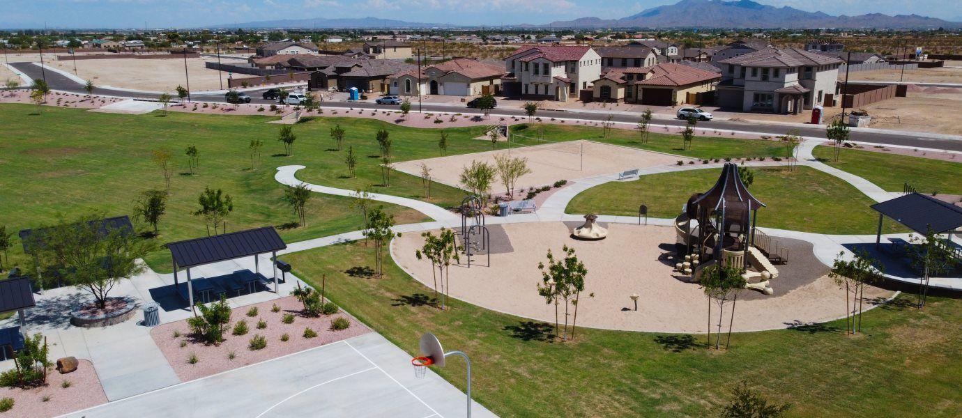 Arroyo Seco - Destiny Playground