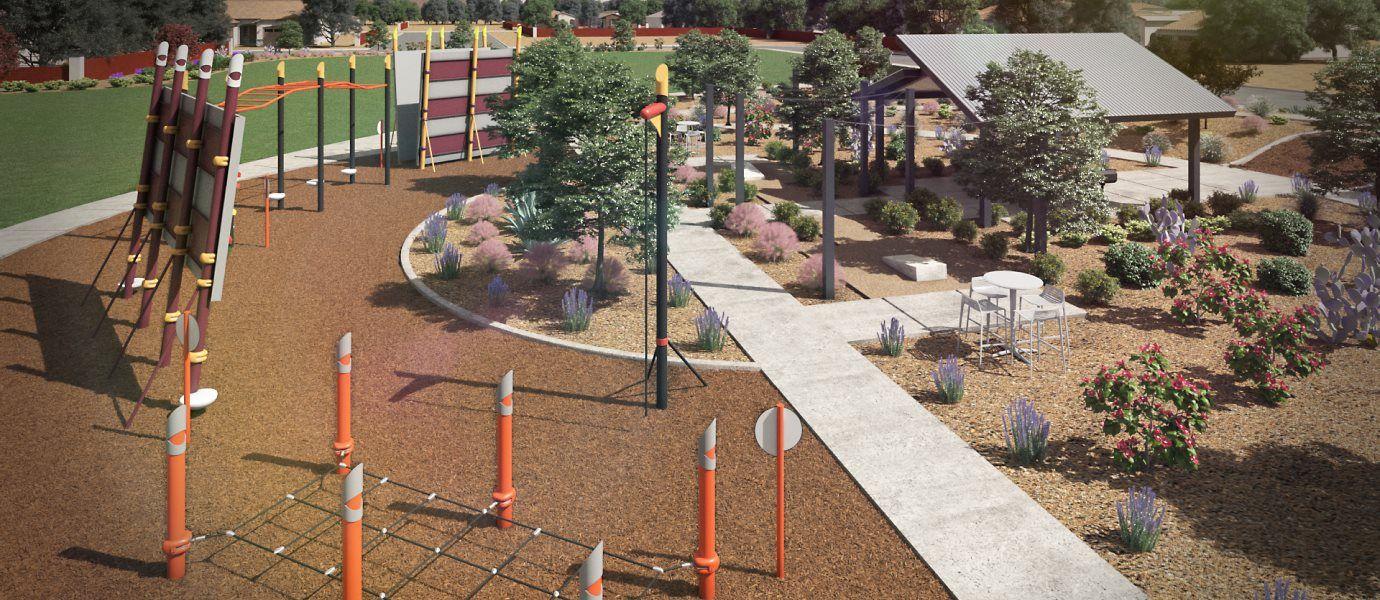 Destiny - Asher Pointe Playground