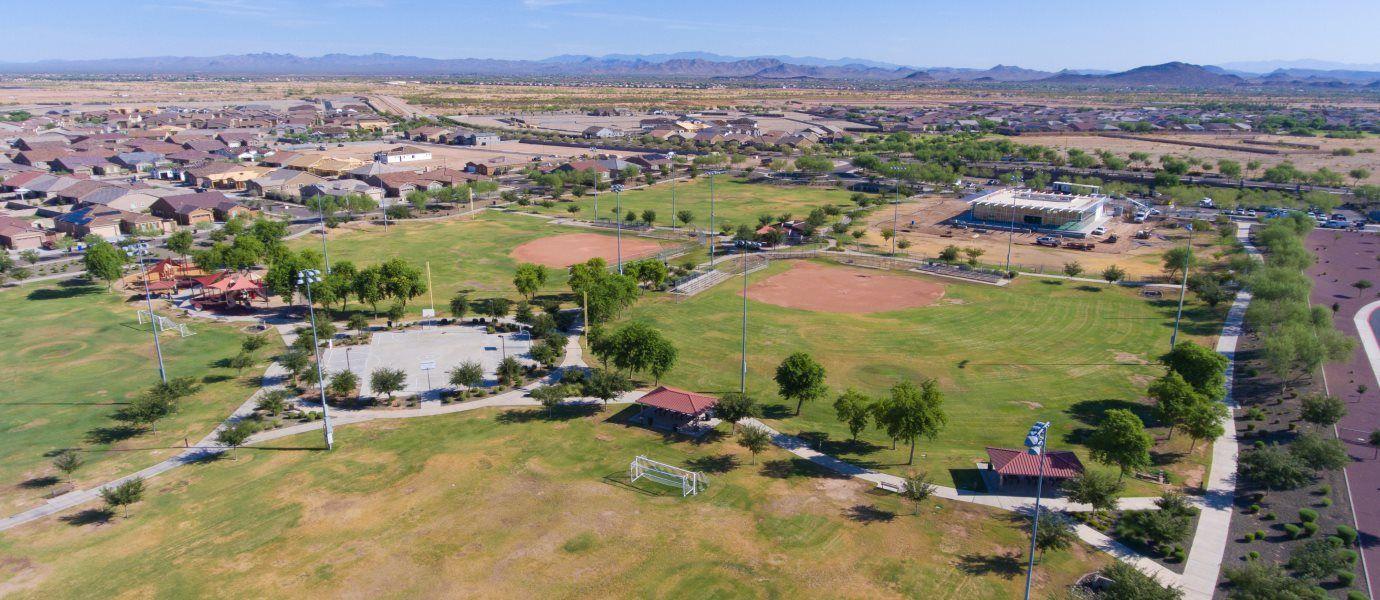 Horizon Phase II - Asante Baseball Courts