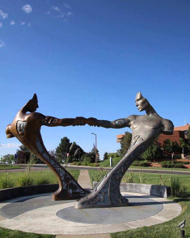 Local Art Statue