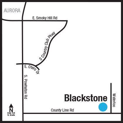 Blackstone Locator Map