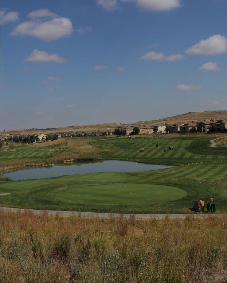 Wildrose (Coming Soon) The Indian Peaks Golf