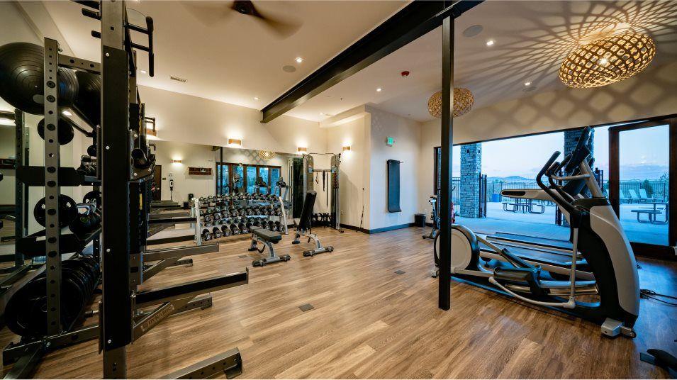 Sterling Ranch Fitness Center