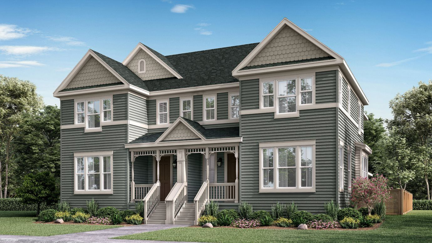 Compass Paired Homes Vibrant- Left A
