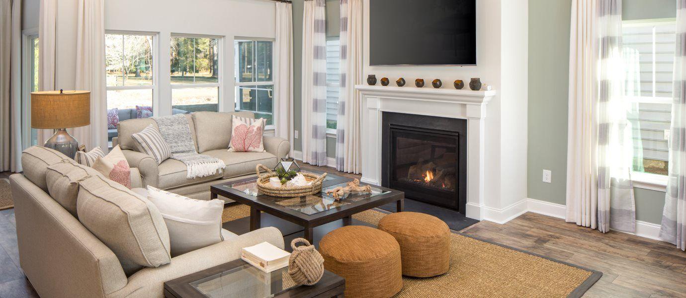 Forestbrook Estates MUIRWOOD Living Room
