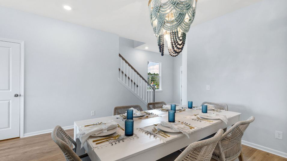 Forestbrook Estates Fanning Dining:A formal dining room provides a location for meals of any occasion, from family dinners to holidays