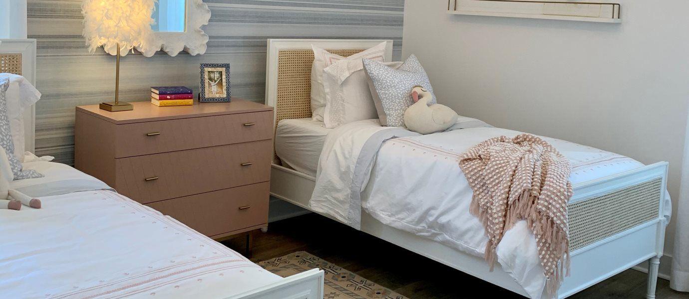 Carolina Park Riverside COLONIAL Guest Bedroom