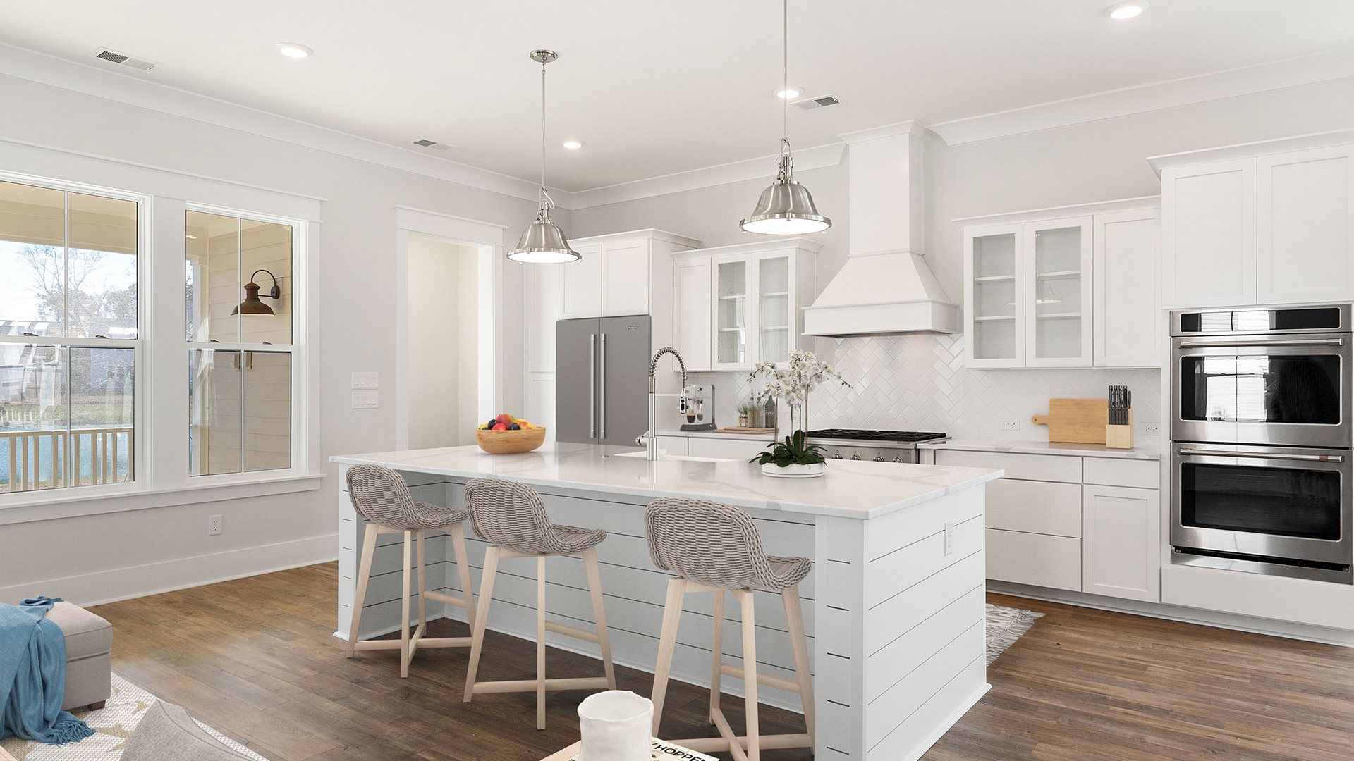 Beautiful Gourmet Kitchen- Included!