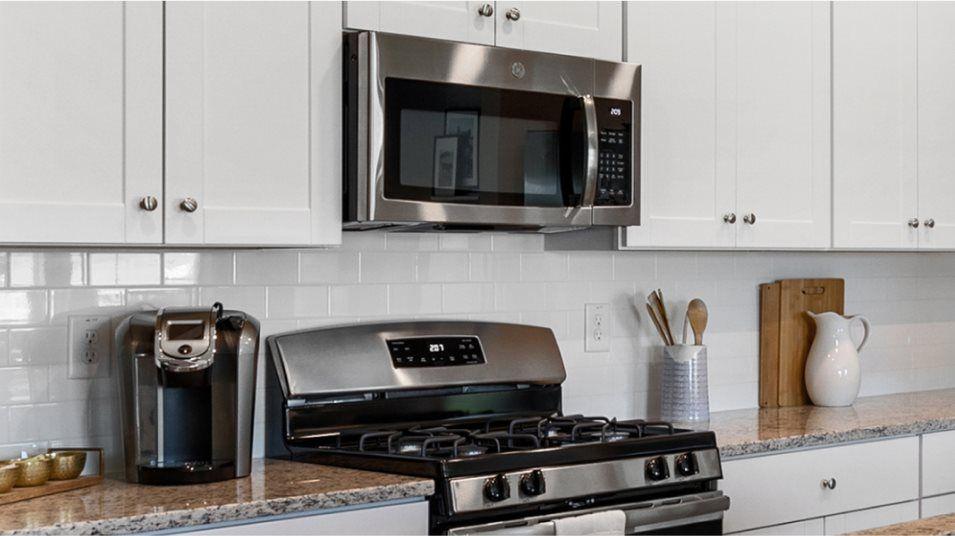 Cooper's Bluff DOVER Appliances Kitchen Appliance