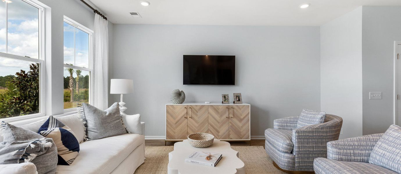 Limehouse Village Arbor Series Fulton Living Room