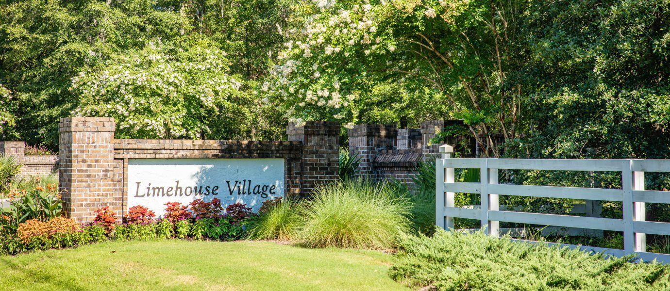 Limehouse Village Entrance