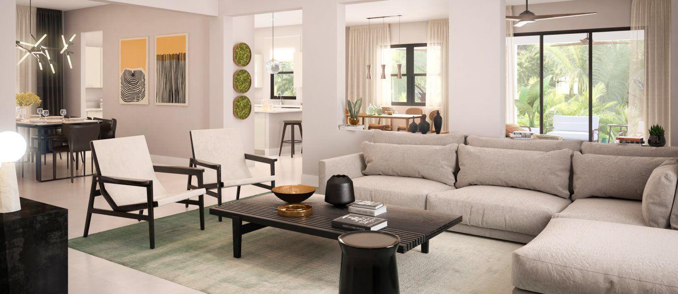 Marbella - Plaza Great Room