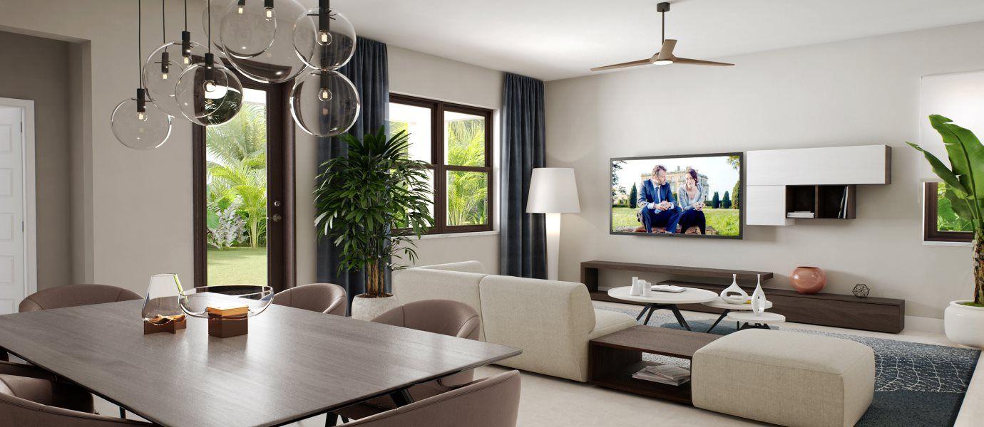 Marbella - Alameda Great Room