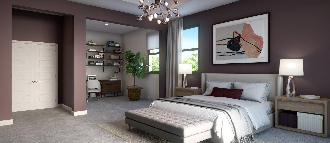 Marbella - Santa Margarita Bedroom